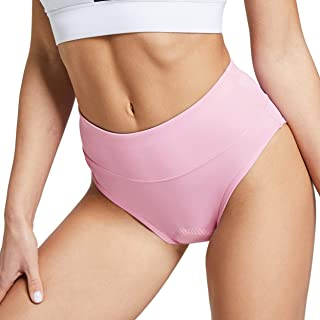 Willit Women's Cycling Underwear 3D Padded High Waisted Bike Shorts Bicycle Briefs Chamois MTB Undershorts