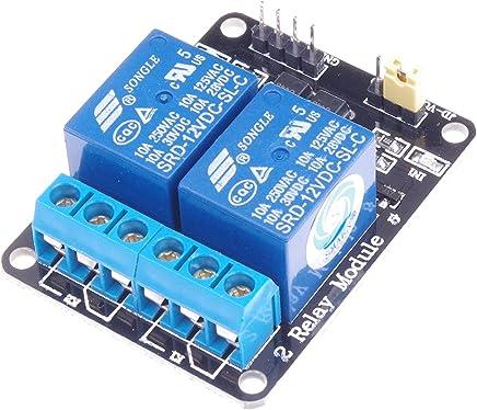 Amazon com: 12v relay arduino