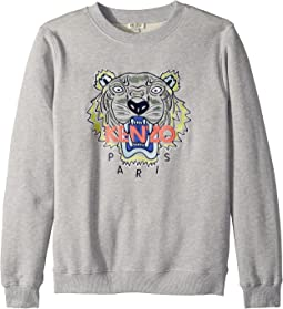 Kenzo Kids Sweat Classic Tiger (Big Kids)
