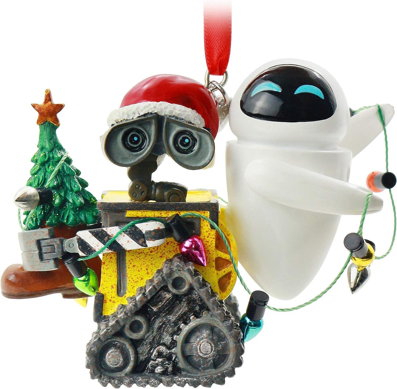 Disney Pixar Wall-E and Ornament E.V.E. Sketchbook Ranking TOP16 Limited time sale