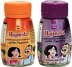 Dabur Hajmola Regular Imli Tamarind Digestive 120 Tablets 66g – Hajmola – The tasty Fun-Filled Digestive Combo Pack 2 in 1 Estimated Price : £ 6,94