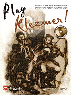 Play Klezmer! Book With CD Clarinet