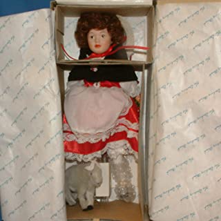 Danbury Mint The Storybook Doll Collection- Heidi