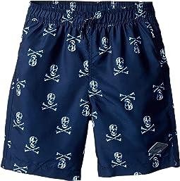 Navy Skullbone