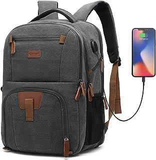 UtoteBag Sac à Dos Ordinateur 17.3 Pouces Imperméable Sacoche PC Portable Sacs a Dos Grande Capacité Sac à Dos de Voyage a...