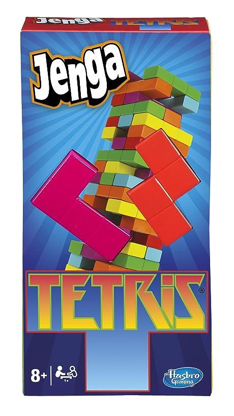 Hasbro Jenga Tetris Game