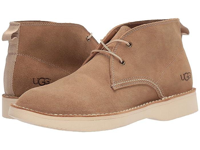 UGG  Camino Chukka Boot (Desert Tan) Mens Lace-up Boots