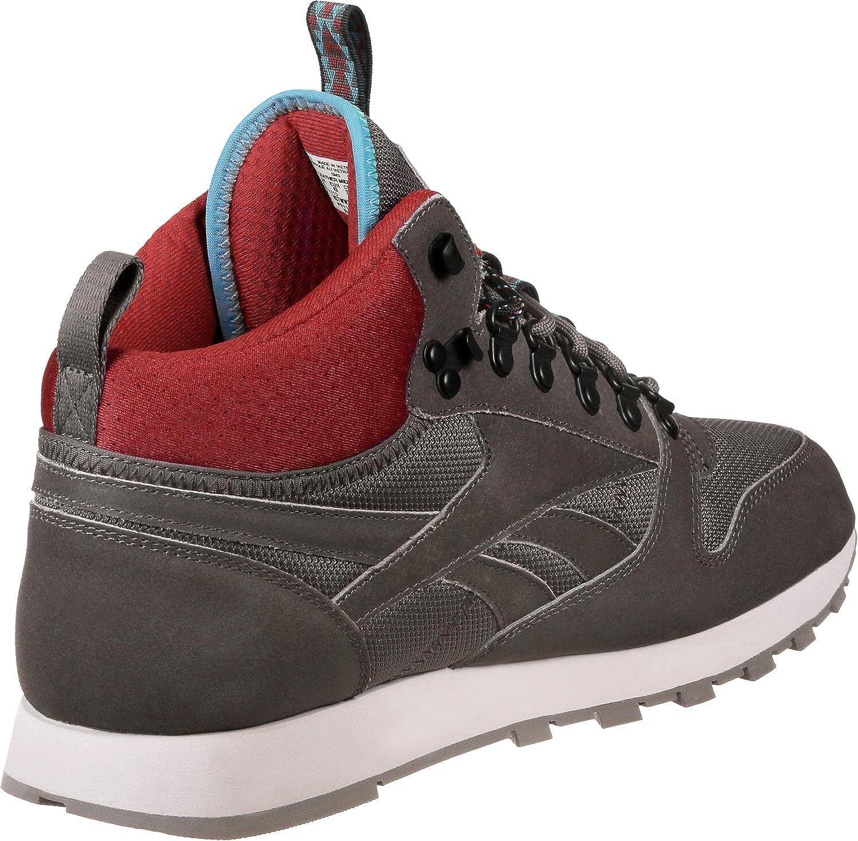 Reebok Men's Classic Leather Mid Bc Aq9664 Boots