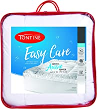 Tontine T6038 Easy to Care Easy to Care Mattress Topper, Queen Bed