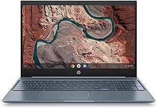 New 2020 HP Chromebook 15.6 Full HD IPS WLED-Backlit Touchscreen Intel Core i3-8130U 4GB SDRAM 128GB eMMC Backlit Keyboard...