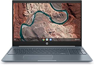 New 2020 HP Chromebook 15.6 Full HD IPS WLED-Backlit Touchscreen Intel Core i3-8130U 4GB SDRAM 128GB eMMC Backlit Keyboard Intel UHD Graphics 620