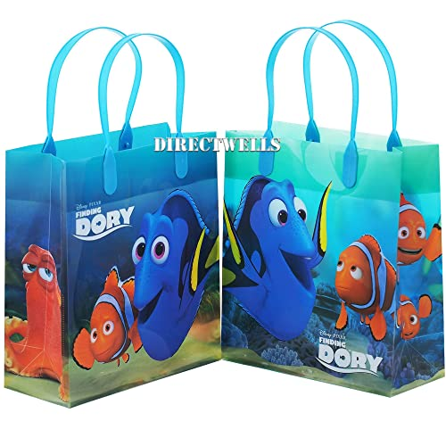 24ct Disney Pixar Finding Dory Nemo Goodie Bags Birthday Gift Loot Goody Bags