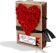 Crack of Dawn Crafts Romantic Love Scrapbook Album