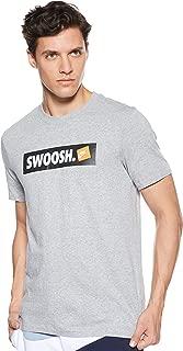Nike Men's NSW Tee Swoosh BMPR STKR