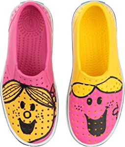 Little Miss Chatterbox & Sunshine Miles Print (Little Kid)