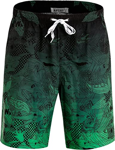 Leisue Colorful Building Blocks Toys Quick Dry Elastic Lace Boardshorts Beach Shorts Pants Swim Trunks Men Swimsuit with Pockets