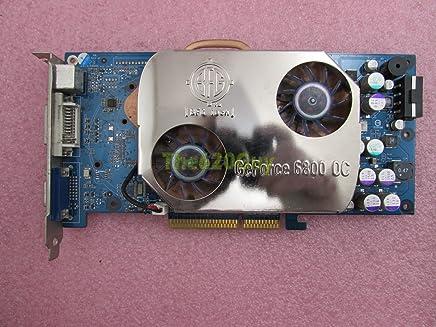 BFG BFGR6800OC NVIDIA GeForce 6800 128MB DDR 256-Bit AGP 4X/8X Video Card GPU