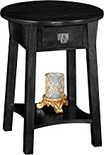 Leick Anyplace Side Table - Slate Black