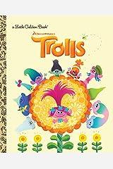 Trolls Little Golden Book (DreamWorks Trolls) Hardcover