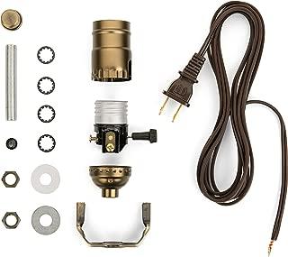 bronze lamp kit