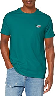Tommy Hilfiger TJM Chest Logo tee Camiseta para Hombre