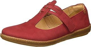 Coral, Zapatillas sin Cordones para Mujer