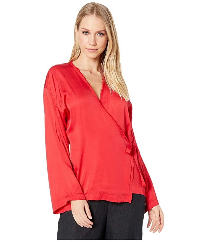 CALi DREAMiNG Poet Top (Cuban Summer Luxe) Women's Blouse