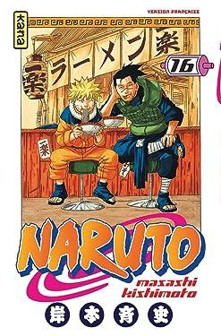 Naruto - Tome 16 (Shonen Kana) (French Edition)
