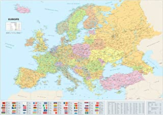 Europakarte Nordeuropa Karte.Suchergebnis Auf Amazon De Für Europa Karte