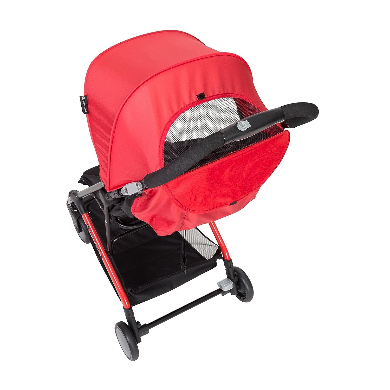 Baby Trend Tri-Fold Mini Stroller, Apple Red