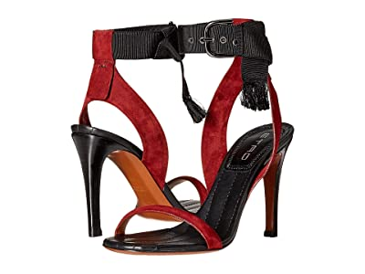 Etro Heeled Sandal (Multi) Women