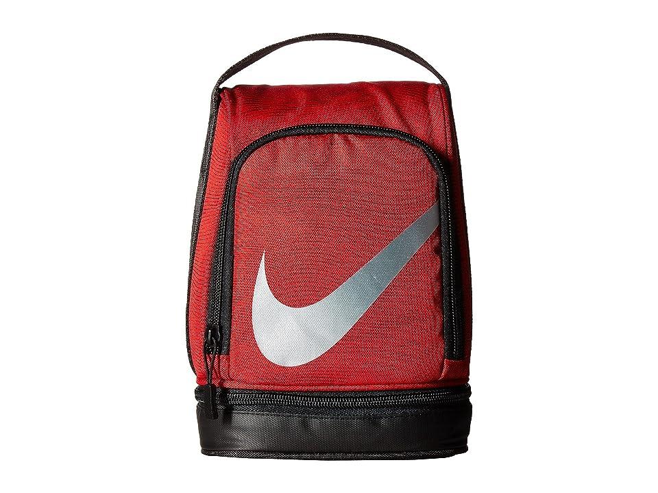 Nike Kids Fuel Pack 2.0 (Dark Team Red) Tote Handbags