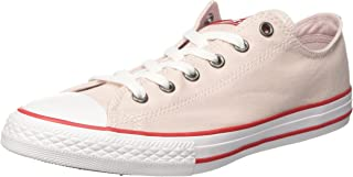 861a9e6dfb590 Converse CTAS Ox Barely Rose Enamel Red White