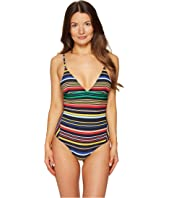 Stella McCartney - Stripe One-Piece
