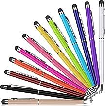 Eingabestift,PROKING 12 Stück Kapazitive Stylus Kugelschreiber 2 in 1 Stylus für Touch..