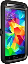 Otterbox DEFENDER SERIES for Samsung Galaxy S5 - Retail Packaging - Black