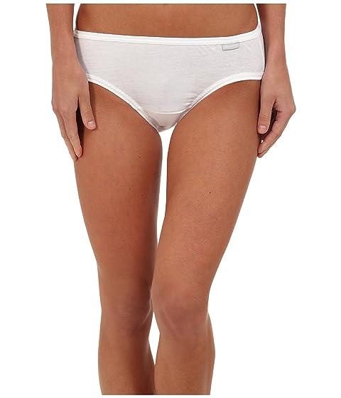 Jockey 3 Blanco Pack Elance® Blanco Blanco Bikini 8axT8Sq1w