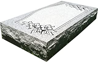 Upstate Stone Works Granite Headstone 24
