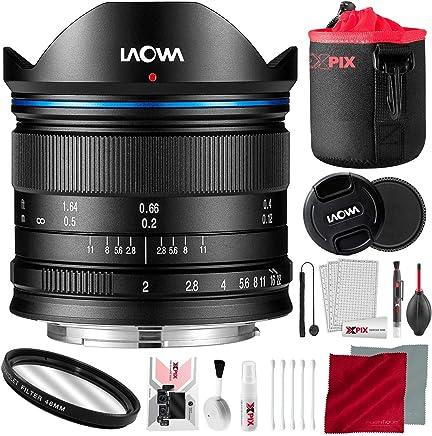 Amazon com: LAOWA 15mm f/4 Wide Angle 1:1 Macro Lens - Free