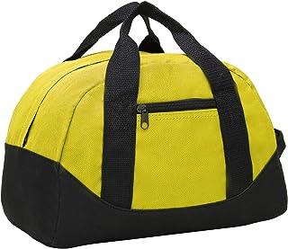 Womens Purses And Handbags Yellow Romantic Autumn Maple Leaf Yoga Gym Totes Handbag Travel Duffel Bags Shoulder Crossbody Fitness Sport Girl Men Women Handbags Organizer
