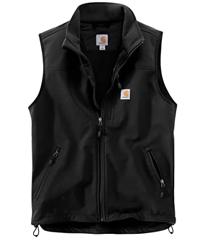 Carhartt Big Tall Denwood Vest (Black) Men