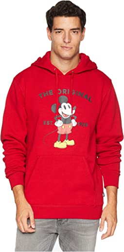 Mickey's 90th Vans Classic Pullover Fleece