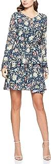 Cooper St Women's Kensington Bell Sleeve Mini Dress