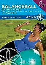GAIAM BALANCE BALL / EJERCICIOS PARA PRINCIPIANTES / DVD