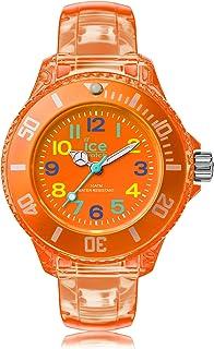 Ice-Watch - ICE happy Neon orange - Montre orange pour garçon avec bracelet en plastique - 001323 (Extra small)