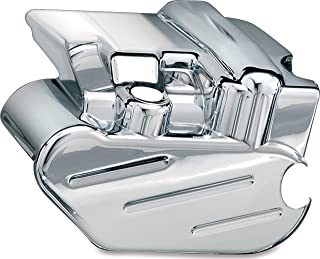 Kuryakyn 1289 Motorcycle Accent Accessory: Rear Brake Caliper Cover for 2006-17 Suzuki M109R Motorcycles, Chrome