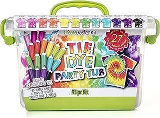 Create Basics Tie Dye Party Tub