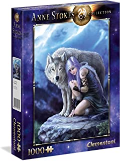 Clementoni Anne Stokes Protector Puzzle - 6 Years And Above - Multi Color