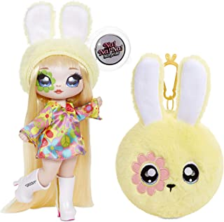 Best MGA Entertainment Na! Na! Na! Surprise 2-in-1 Fashion Doll and Plush Purse Series 4 – Bebe Groovy Review