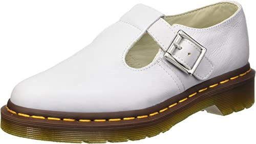 Dr. Martens Polley Virginia Ivory - Sandalias damen